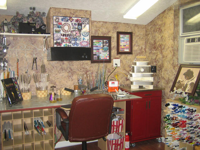 Can I See Your Tuff Shed Studios Please Lampwork Etc
